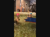 Плавание для малышей в С.С.С.Р. Солнцево