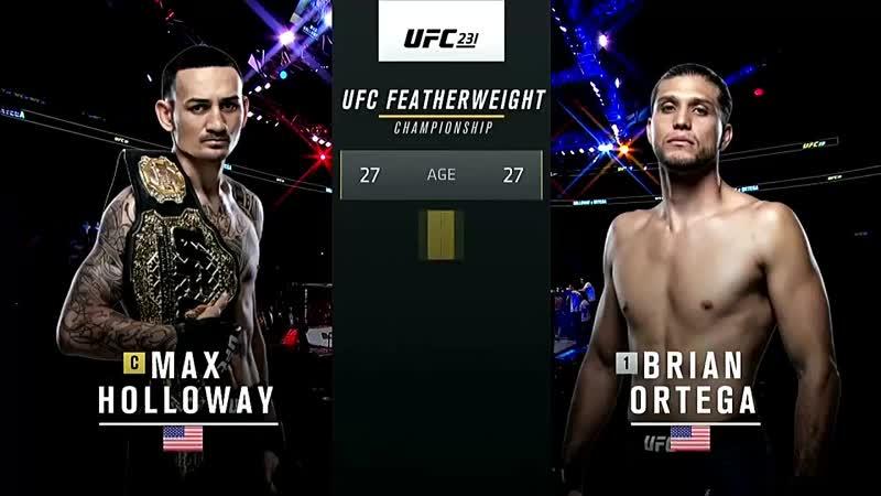 Max Holloway vs Brian Ortega Highlights.mp4