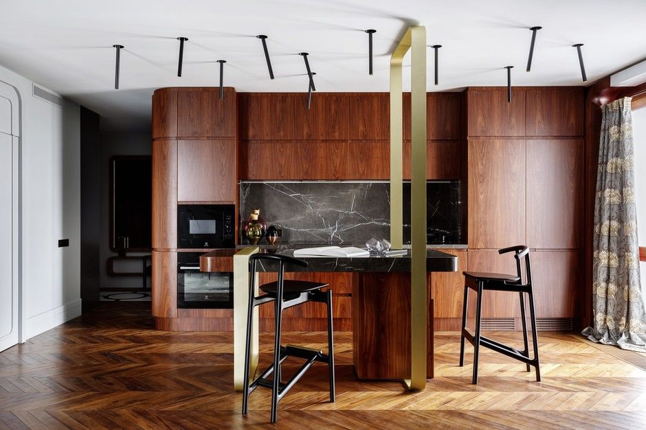 Песня лета: квартира 138 м² в Сергиевом Посаде