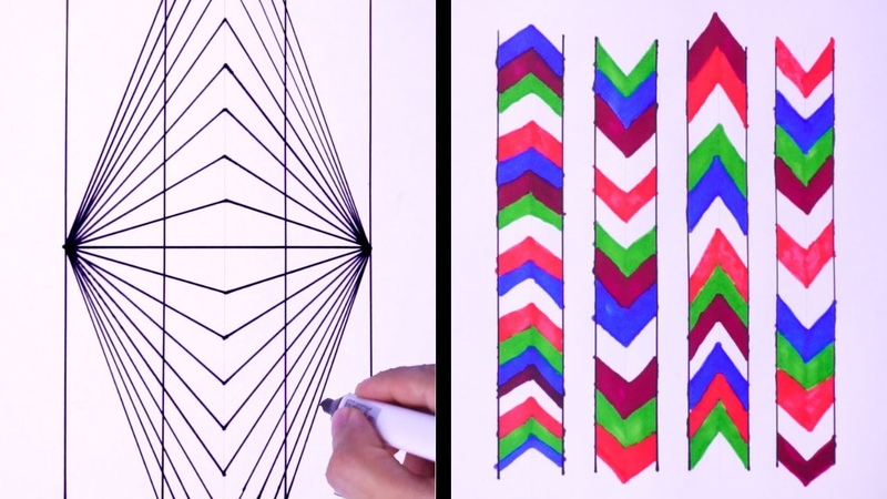 5 Cool Drawing Tricks That You Will Love