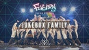 3rd Place Jukebox Family Fusion XIX 2019 @VIBRVNCY Front Row 4K Danceprojectfo