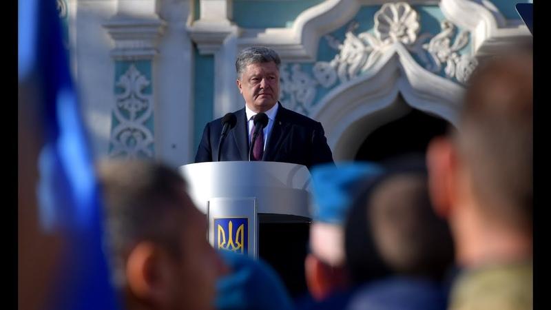 Автокефалія – перемога українців над московськими демонами – Президент під час подячної молитви