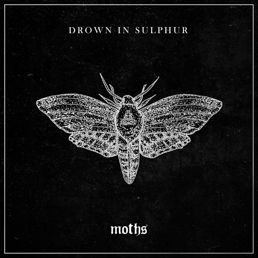 Drown in Sulphur - Moths [single] (2019)