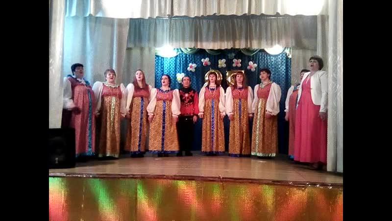 02.03.2019. Отчётный концерт. п. Гаревое 3 часть.