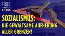 Sozialismus regiert Deutschland Enteignung, Gender und die Aufhebung aller Grenzen ET im Fokus
