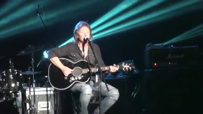 Chris Norman Band - Country song - Live in Moscow, Crocus City Hall 23.10.20018