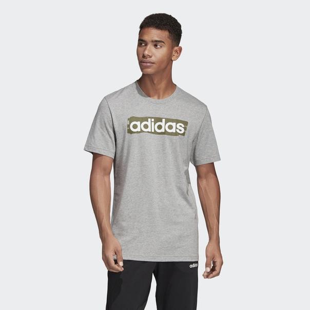 Футболка Adidas E LIN BRUSH T
