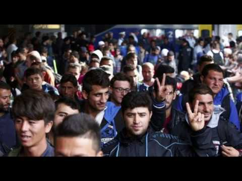 Кто живет на территории Европы после катастрофы.