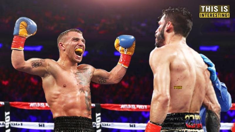 The Fastest Boxer of Our Time - Vasyl Lomachenko