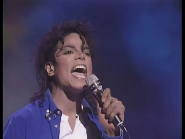 Michael Jackson - The Way You Make Me Feel and Man In The Mirror 30th Annual Grammy 1988