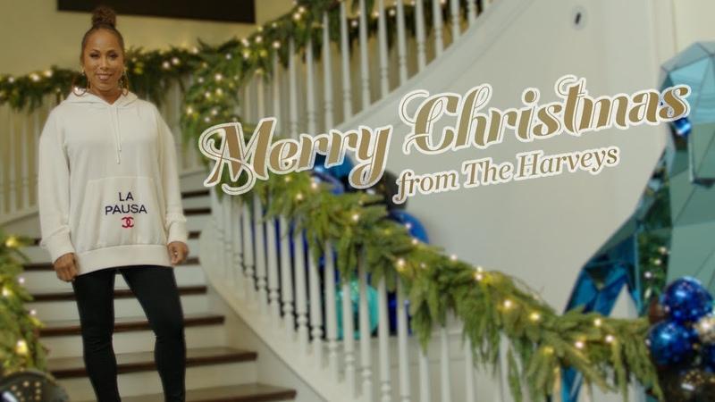 Steve Harvey's Christmas Home Decor