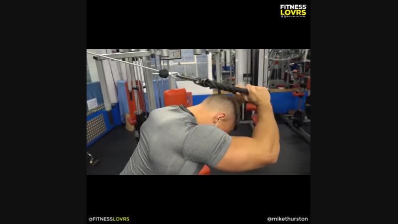 Тренировка для мощных рук