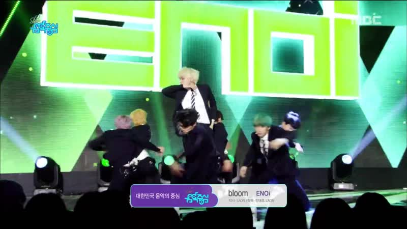 Enoi - Bloom @ Music Core 190420