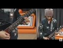 Syu (Galneryus) - Guitar Lesson for UNDER THE FORCE OF COURAGE [YOUNG GUITAR 2015]