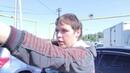 Молодой водитель на госавтомашине совершил ДТП в Алматы