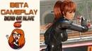 Dead or Alive 6 Beta - KASUMI IS AMAZING - Vita Deditae Plays
