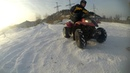 ATV, H-RV AND CRAZY ПЛЮШКА
