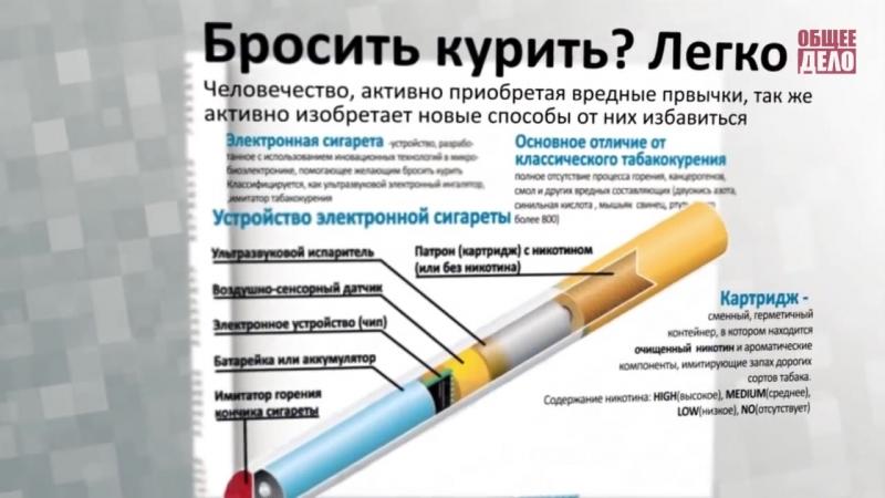 Секреты манипуляции - Табак ( Курение ) Общее Дело