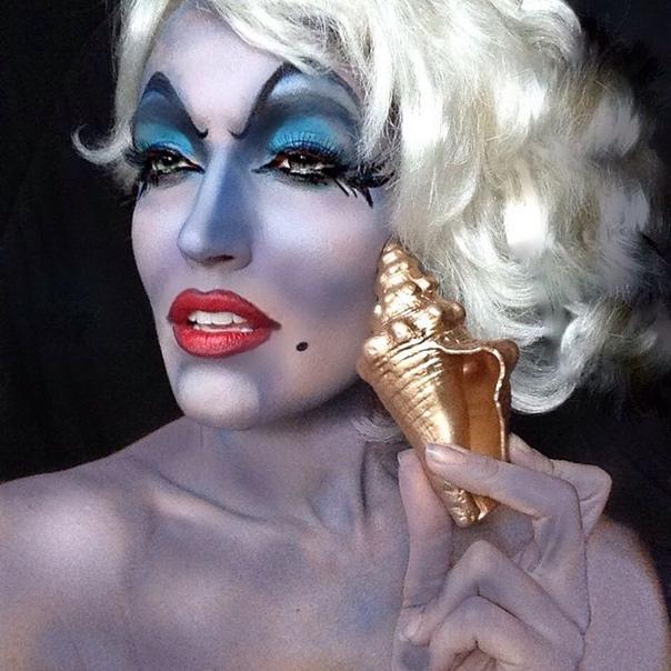 Ребека Свифт талантливая девушка, которая может превратить себя в кого угодно при помощи макияжа. В то время как большинство из нас просто сидят и смотрят свои любимые фильмы и лишь мечтают