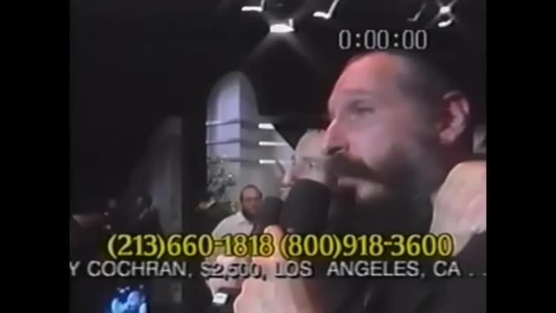The King Of Jewish Music MBD- Brings the house down (mid 90s)
