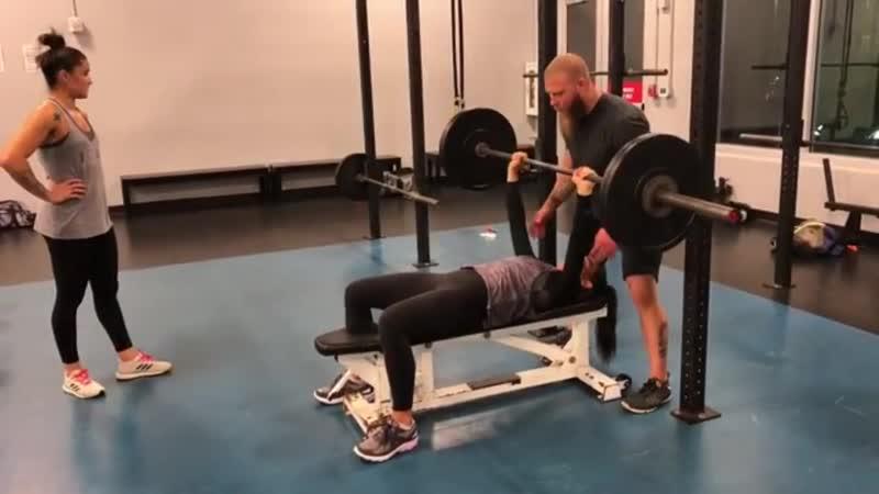 Joanna jedrzejczyk strenght conditioning 13 11 2018