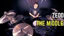 Zedd - The Middle ft. Maren Morris, Grey | Matt McGuire Drum Cover
