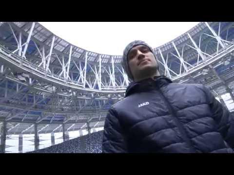 ФК Тамбов приехал на стадион Нижний Новгород