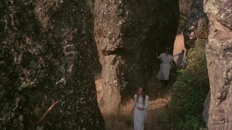 Пикник у Висячей скалы Picnic at Hanging Rock (1975) Питер Уир драма, детектив