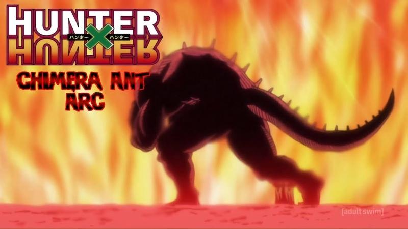 Hunter X Hunter (2011): Feitan Defeats Zazan (English Dub)