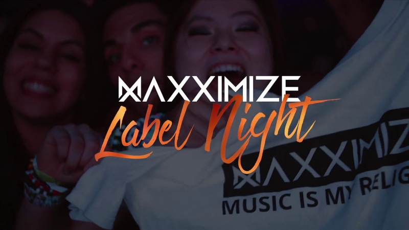 Maxximize Label Night ADE 2017 Lineup video