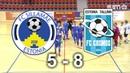 SILLAMAE ESN TV 3.02.2019 НАРЕЗКА ГОЛОВ FC SILLAMAE VS FC COSMOS II