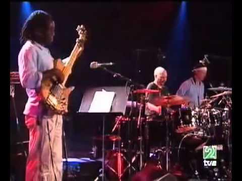 New Steps Ahead Richard Bona Steve Smith Mike Stern Bill Evans Live 2005