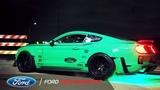 Vaughn Gittin Jr. Drifts Four Leaf Clover in 900HP Mustang  Ford Performance