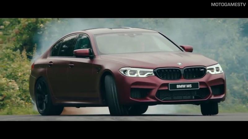 BMW M5 Gangsta's Paradise BMWSML