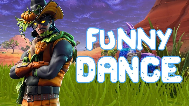 NEW EVENT FUNNY DANCE - FORTNITE FUNNY MOMENTS and FAILS 4