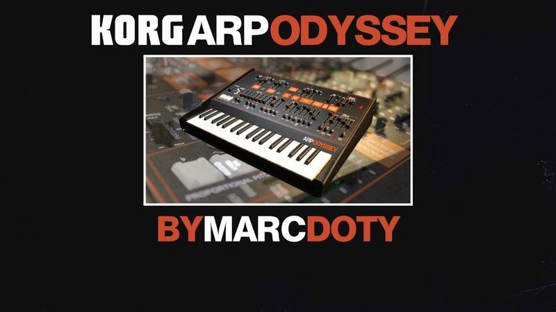 03 The Korg ARP Odyssey Oscillator 2