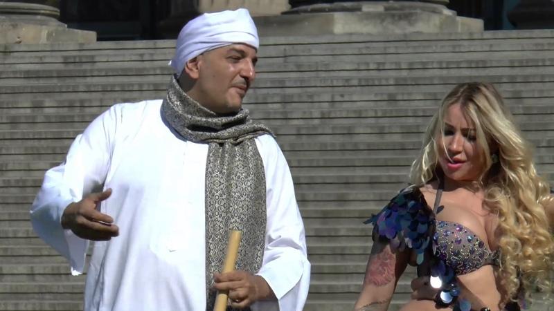Saidi with Tarek Bitar Natalie Ebru Becker - Aly Ayz