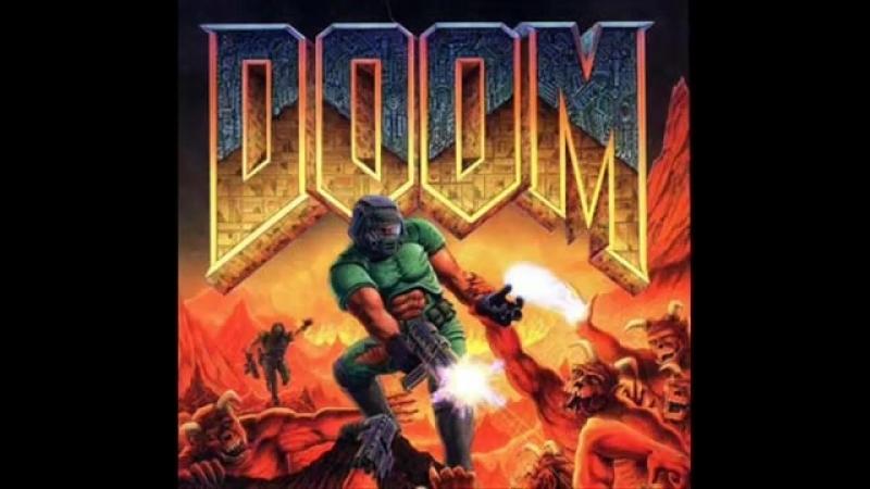 DOOM 32X Soundtrack_ E1M1_ At Dooms Gate