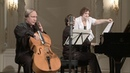 Sergey Roldugin (cello) Miroslav Kultyshev (piano) in St. Petersburg Music House 2013-06-26