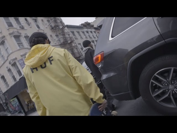 HUF NYC Then Now Spring 19 Lookbook