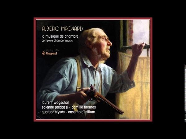 Interview avec Harry Halbreich La Sonate pour violon de Magnard