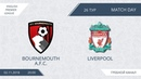 Bournemouth A.F.C. 1:2 Liverpool, 26 тур (Англия)