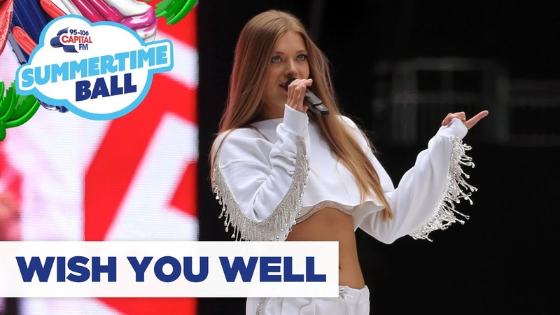 Sigala feat. Becky Hill – 'Wish You Well' | Live at Capital's Summertime Ball 2019