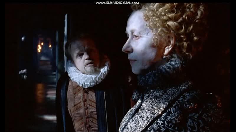 Елизавета королева девственница Позовите священника Я желаю умереть