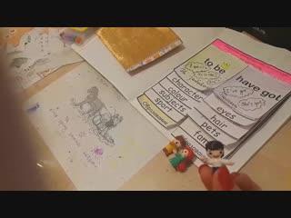 Пример проведения урока с применением интерактивной тетради Анастасии Ковальской