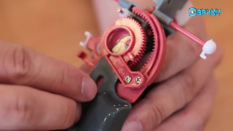Робот-акробат — конструктор для детей _ ЭВРИКИ