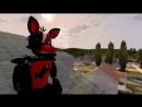 Foxy-Dead Animatronic