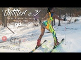 Nude Ebony Action Body Painting 'Untitled No.3' GD Films BMPCC 4K Deep House Rhodope