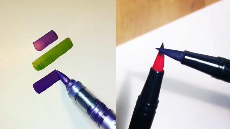 驚異のレタリング アート 2018 !【34】 フリーハンドでデザイン文字を描く技術がすごい!