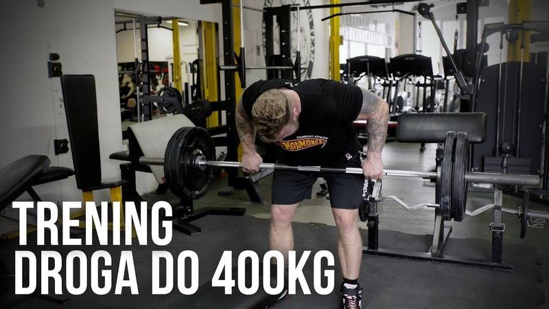 WAGON - DROGA DO 400KG - TRENING I POCZĄTEK CYKLU - KFD